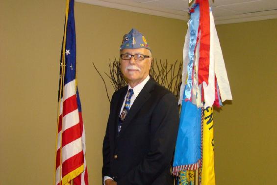 Vice Commander Dan Maurin